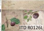 Papier ryżowy ITD R0126L