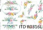 Papier ryżowy ITD R0316L