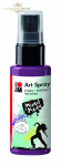 Acrylic spray Marabu Art 50 ml - Aubergine 039