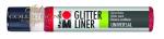Liner Glitter 25 ml - Ruby 538