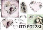 Papier ryżowy ITD R0228L