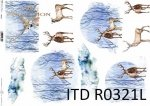 Papier ryżowy ITD R0321L