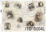 Papier decoupage SOFT ITD S0004L