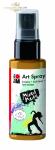 Acrylic spray Marabu Art 50 ml - Gold 084