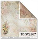Papier scrapbooking SCL567