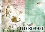 Papier ryżowy ITD R0392L