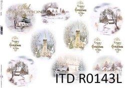 Papier ryżowy ITD R0143L
