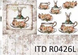Papier ryżowy ITD R0426L
