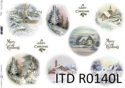Papier ryżowy ITD R0140L