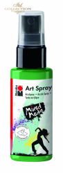 Acrylic spray Marabu Art 50 ml - APPLE 158