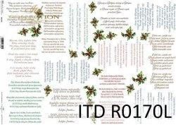 Papier ryżowy ITD R0170L