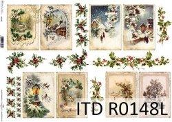 Papier ryżowy ITD R0148L