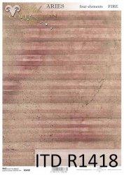 Papier ryżowy ITD R1418