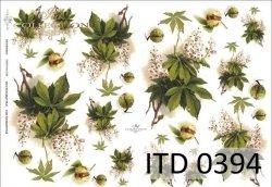 Papier decoupage ITD D0394M