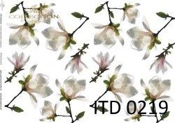 Papier decoupage ITD D0219