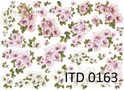 Papier decoupage ITD D0163