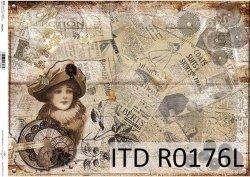 Papier ryżowy ITD R0176L
