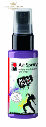 Acrylic spray Marabu Art 50 ml - Lavender 007