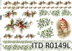 Papier ryżowy ITD R0149L