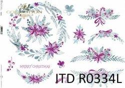 Papier ryżowy ITD R0334L