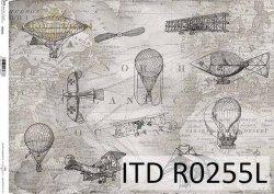 Papier ryżowy ITD R0255L