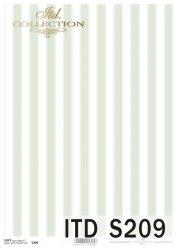 Papier decoupage SOFT ITD S0209