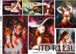 Papier ryżowy ITD R0113L
