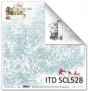 Itd Collection - zaproszenia - decoupage - kartki