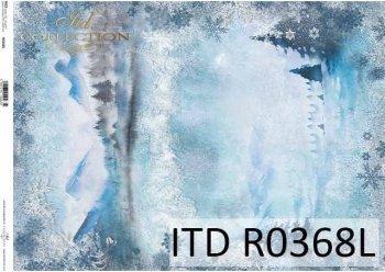рисовая бумага для декупажа R0368L