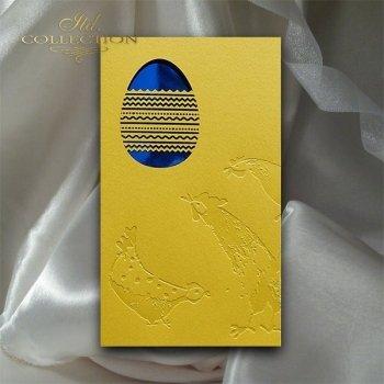 Kartka wielkanocna KW211