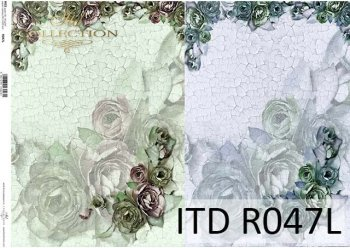 рисовая бумага для декупажа R0047L
