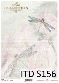 papír pro decoupage Soft S0156