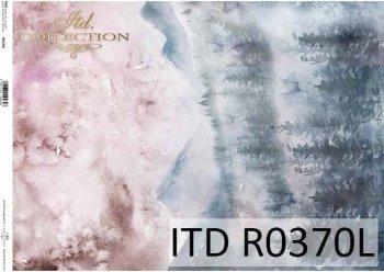 рисовая бумага для декупажа R0370L