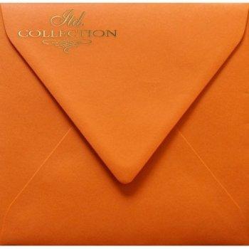 Конверт KP02.22 155x155 оранжевый