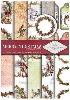 Скрапбукинг бумаги SCRAP-021 ''счастливого Рождества