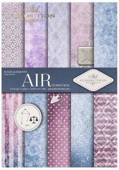 Скрапбукинг бумаги SCRAP-027 ''Воздух