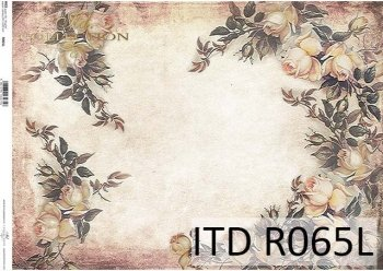 рисовая бумага для декупажа R0065L