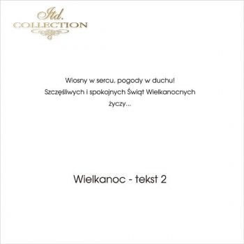 .пасхальные пожелания - на польском языке - 02