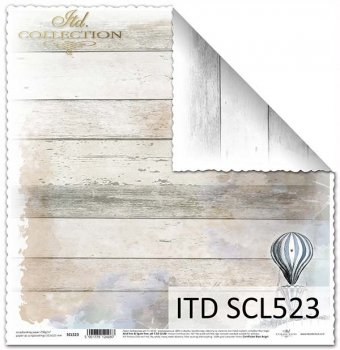 Бумага для скрапбукинга SCL523