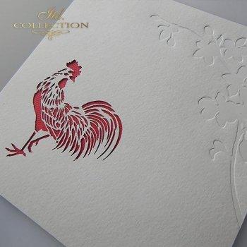 Пасхальная открытка с конвертом KW234