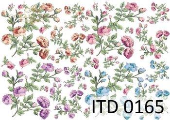 Papier decoupage ITD D0165M