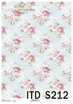 papír pro decoupage Soft S0212
