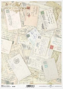 рисовая бумага для декупажа R1109