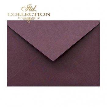 Конверт KP04.11 114x162 фиолетовый