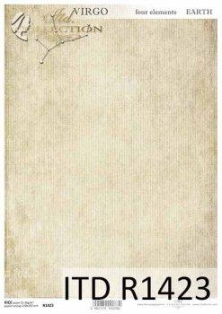 рисовая бумага для декупажа R1423
