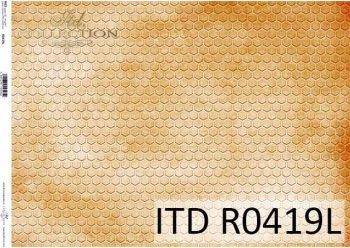 рисовая бумага для декупажа R0419L