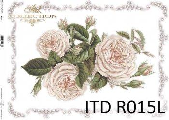 рисовая бумага для декупажа R0015L