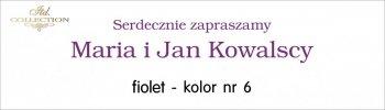 barva textu - fialový