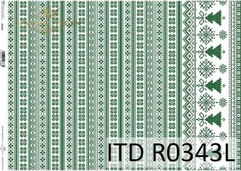 рисовая бумага для декупажа R0343L