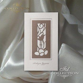 velikonoční pohlednice KW239